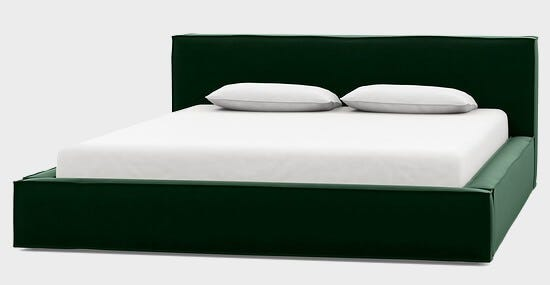 Emerald bedframes